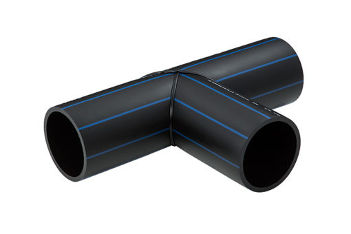 instalplast-system-ciśnieniowy-z-HDPE-do-wody-i-kanalizacji-trójnik-90-PE-100